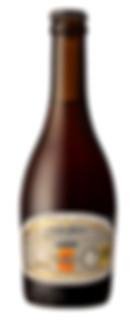 Bière ambrée triple, cap d'ona