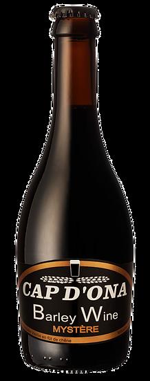 Barley Wine Mystère Ambrée 2019 33cl