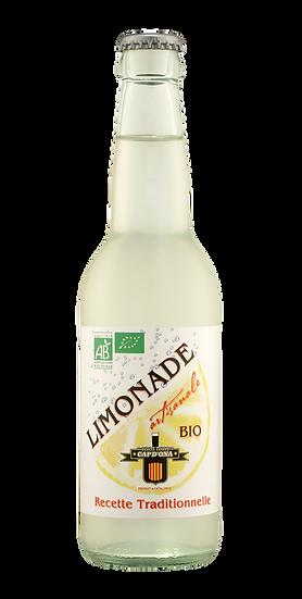 CAP D'ONA soft Limonade BIO - 33cl