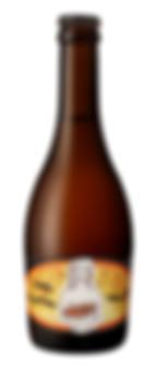 Bière blonde à l'abricot, cap d'ona