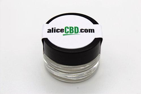 THC FREE - 1 Gram CBD Isolate Powder (per container) 1,000 mgs