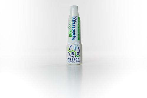 THC FREE -  Extra Strength CBD Nasal Spray (with terpene Limonene)