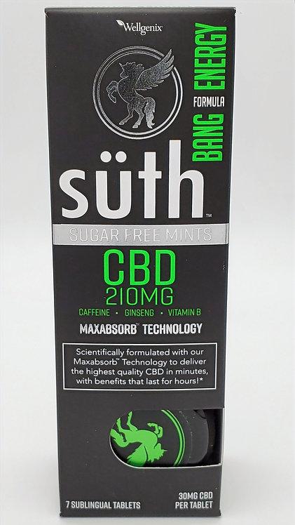 Suth CBD Mints - Energy