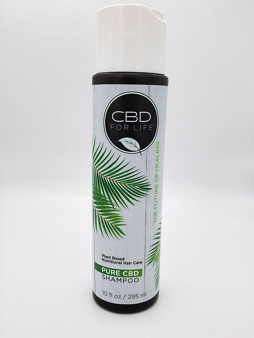 CBD for Life - Hair Care - Full Size - Shampoo