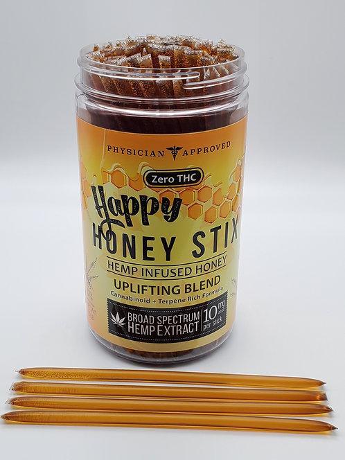 Happy Honey Stix - 10mg of CBD per stick