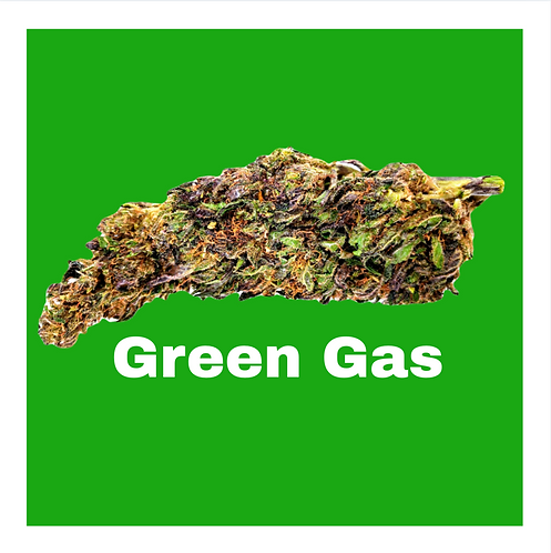 Green Gas CBD Flower