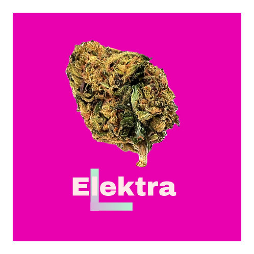 Elektra CBD Hemp Flower