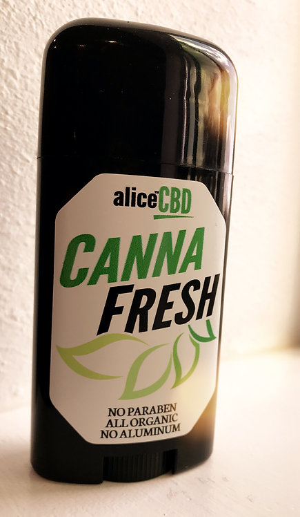 aliceCBD Canna Fresh Deodorant