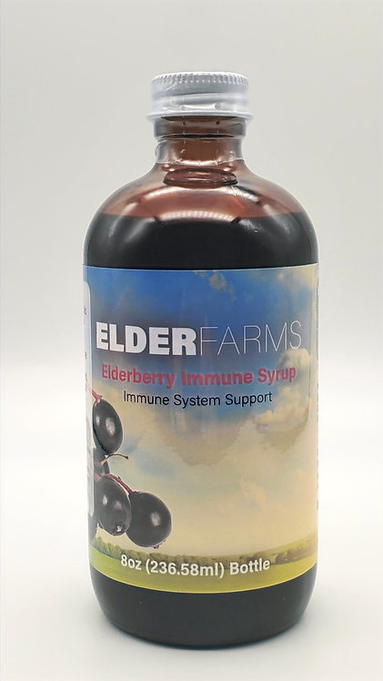 Elder Farms - Elderberry Immune Syrup - without CBD