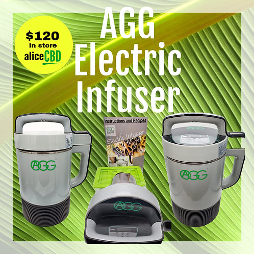 AGG  Herbal Infuser