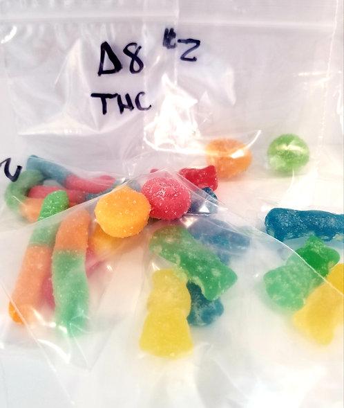 Delta 8 Gummy sample pack