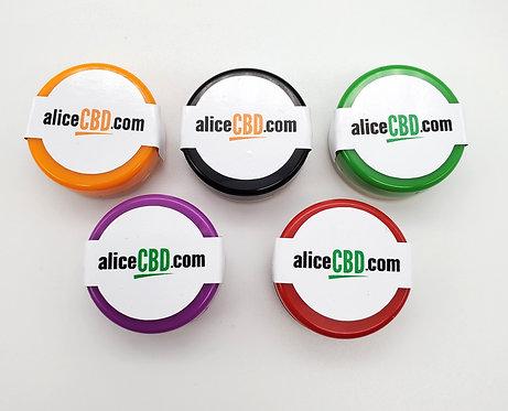 aliceCBD Salve SAMPLES ($2 each)
