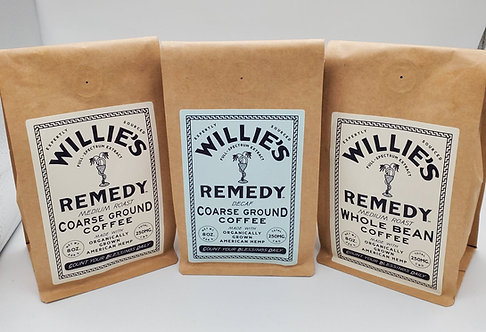 Willie's Remedy CBD Infused Coffee