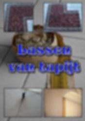 lassen van tapijt