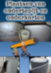ondertapijt - onderkarton