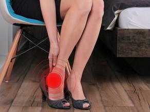 Heel Pain Relief In Your Shoe Closet