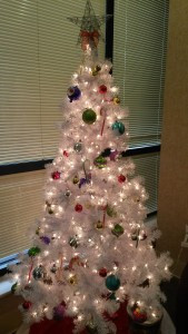 Our Holiday Tree