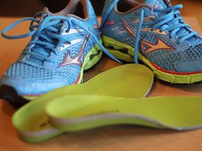 Running: Forefoot vs. Heel Landings