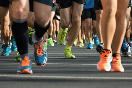 It's Spring Running Season, So How Should You Take Care of Your Feet?