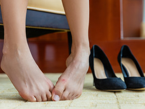 Are You Experiencing Pain Between Your Toes?