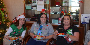 Holidays with the Gulf South Staff