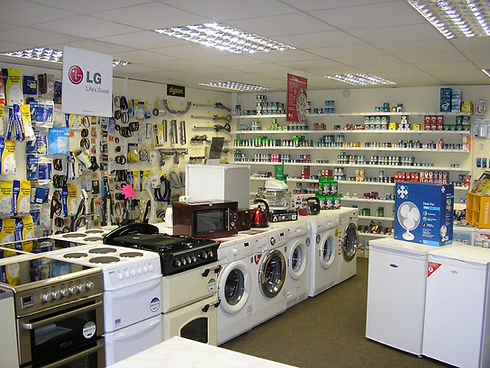 electrical appliance spares available to buy in Tiverton