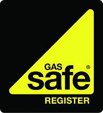 Gas Safe Registered. Reg number 564212