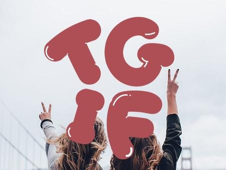 Who loves Fridays?