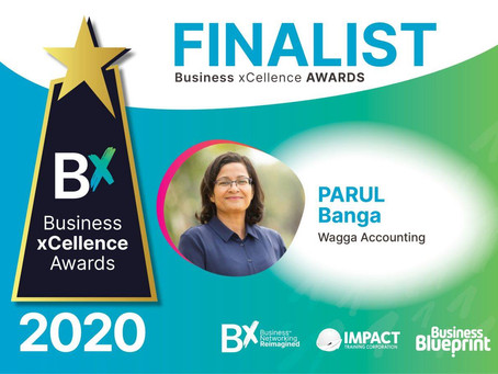 Wagga Accounting Finalist in Business Excellence Awards