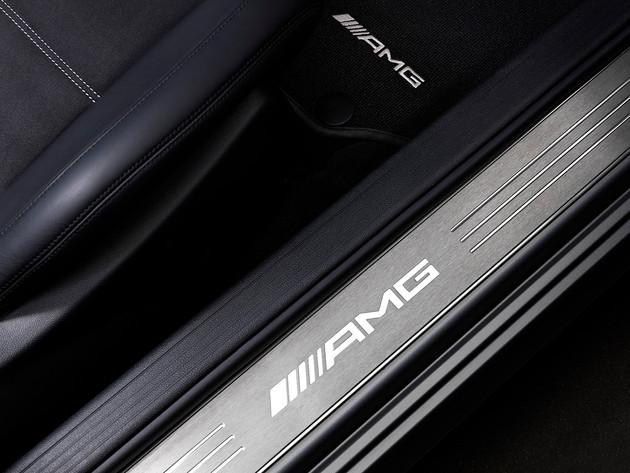 Mercedes Benz - C63 AMG