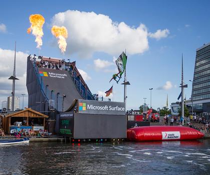 Microsoft Ocean Jump 2017