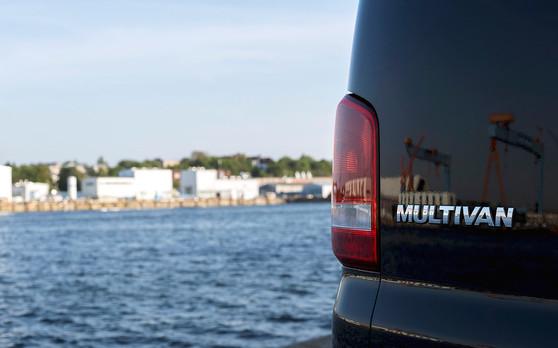 Volkswagen Multivan Hafen