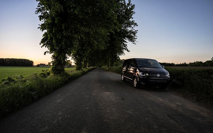 Volkswagen Multivan Sunset