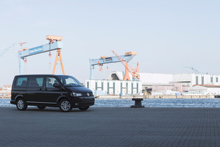 Volkswagen Multivan - Hafen