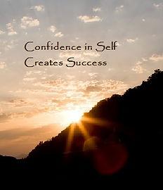 Maria Bucaro Self confidence