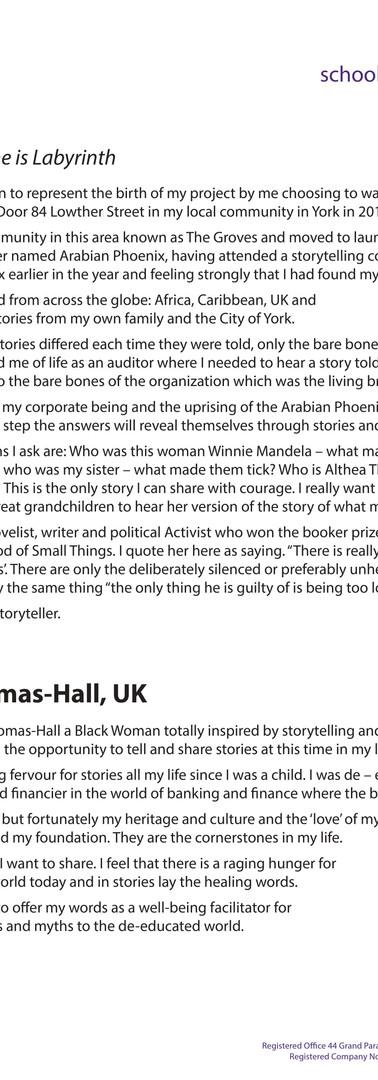 Althea Thomas-Hall, UK