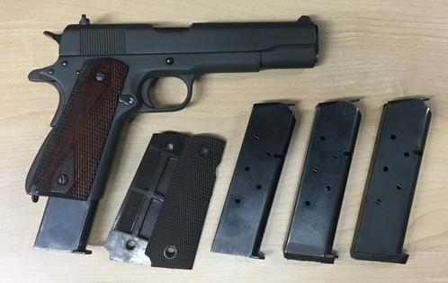 Colt 1911A1 45ACP