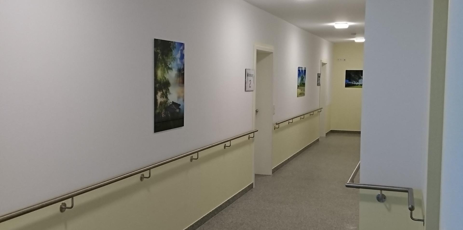 Flur Erdgeschoss