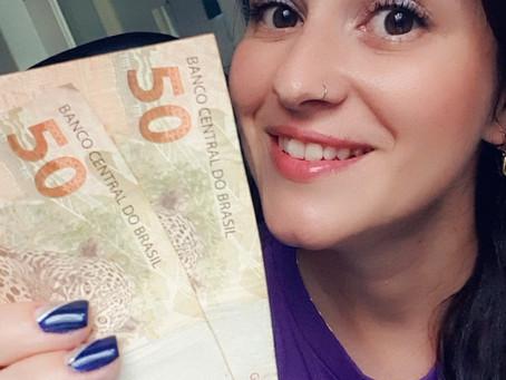 O QUE VC FARIA COM R$ 100?