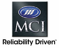 MCI, Motor Coach Industries