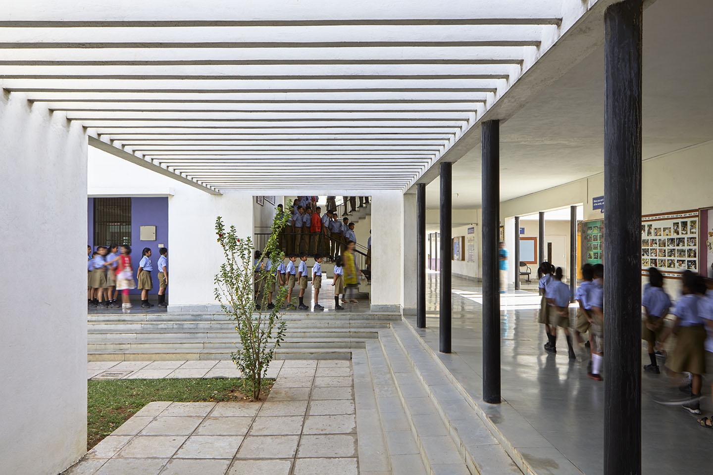 School Courtyard Design