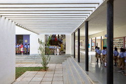 School Courtyard Design