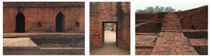 Remains of Nalanda University