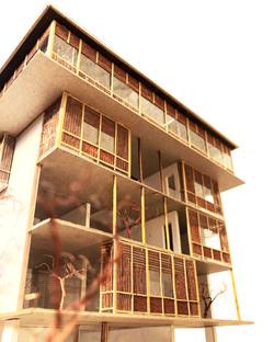 Architecture model detail