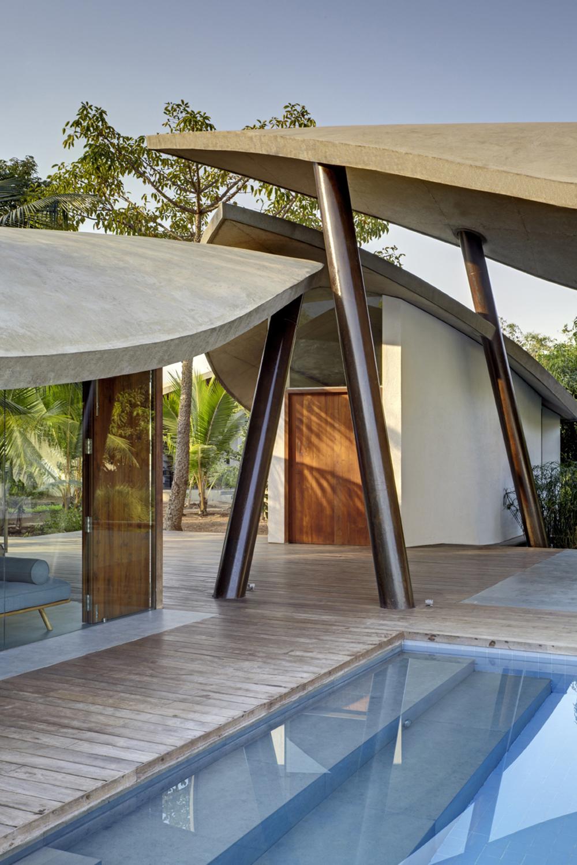 unique house