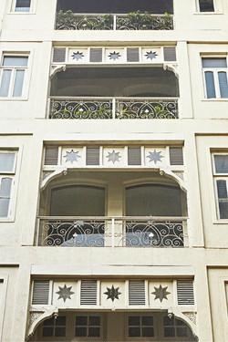 Restoration of Heritage Building