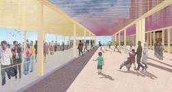 design a pavilion