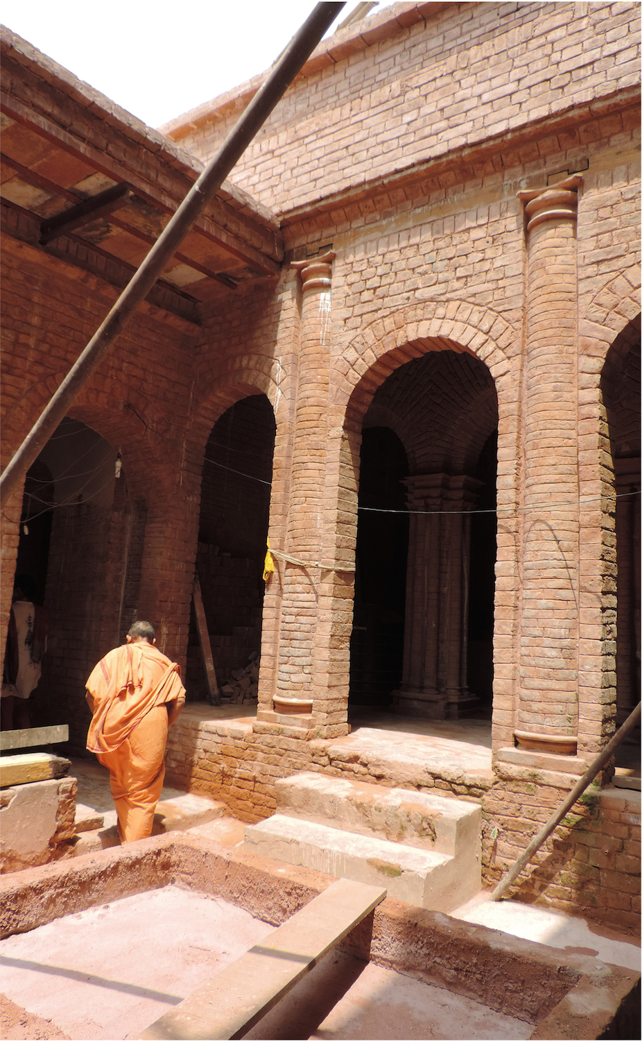 brick structure restoration