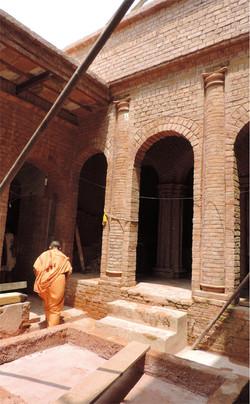 brick structure restoration