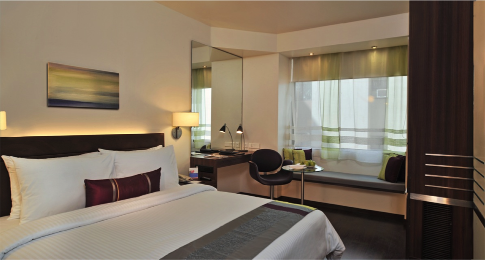 Hotel at Rajkot
